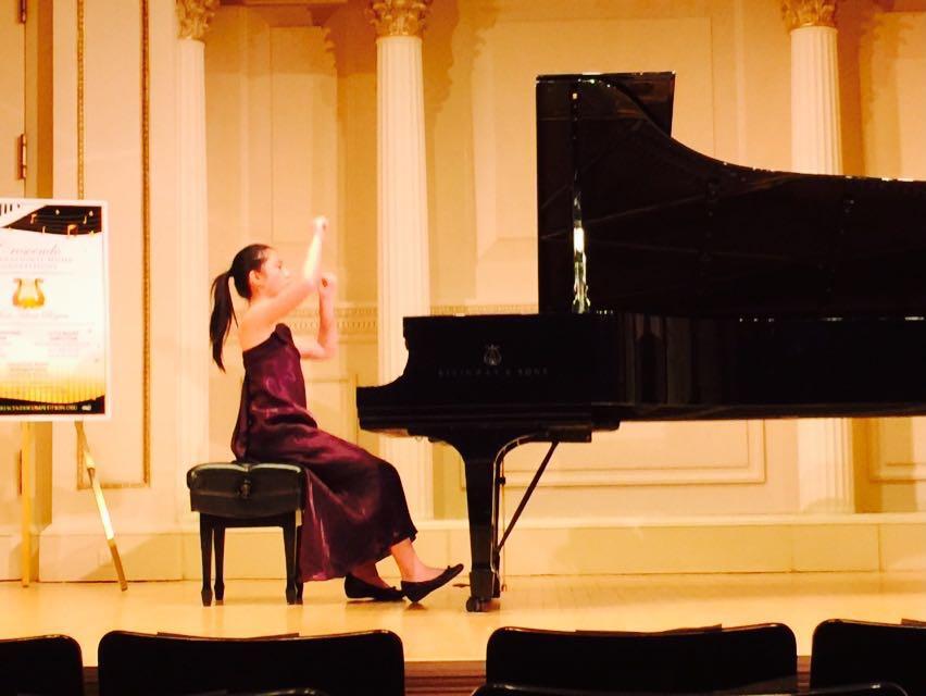 Clara - Carnegie Hall