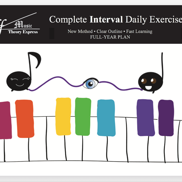 Complete Interval Daily Exercises
