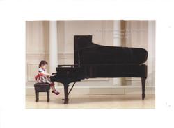 Alexandra at Carnegie Hall