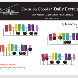 Focus on Chords - Daily Exercises