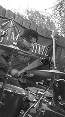 Longineu Parsons III live drummer