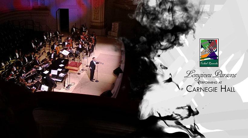 Longineu Parsons Performing