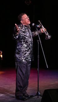 Jazz, Longineu Parsons, The Longineu Parsons Ensemble, Louis Armstrong, Blues Alley, Miles Davis, Nat Adderley work song, LP Music, Longineu singing
