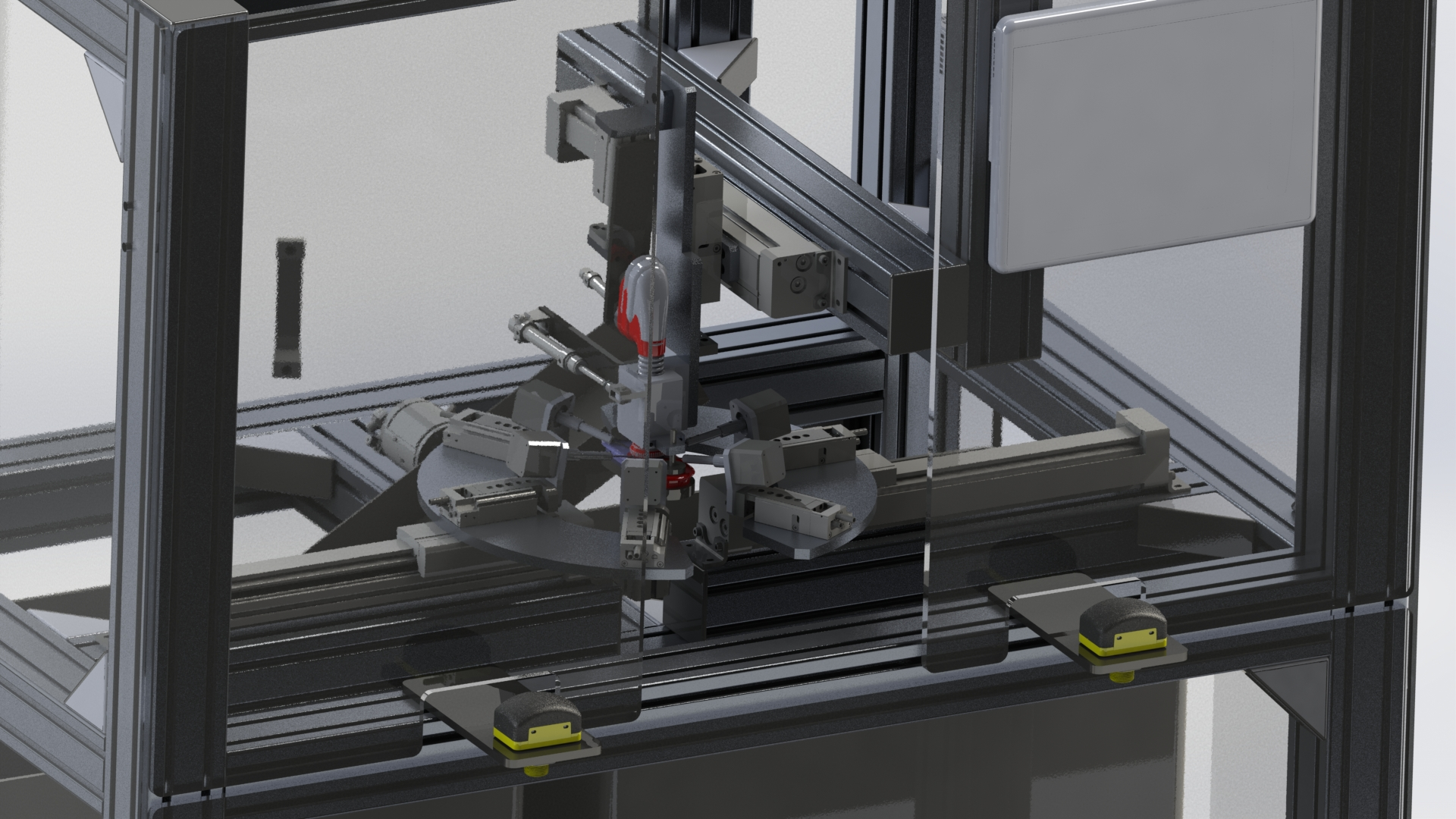 Jednoúčelové stroje