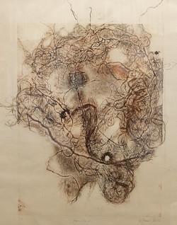 Terra Incognita. 50 x70 cm
