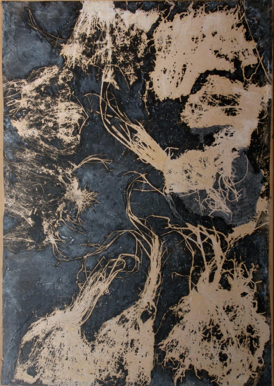 Nocturne. 50 x 70 cm
