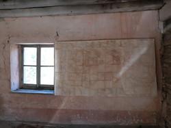 installation( mur ouest)