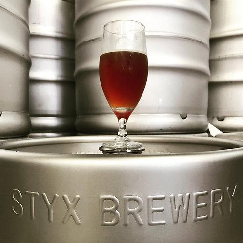 Barrel Aged Red Ale