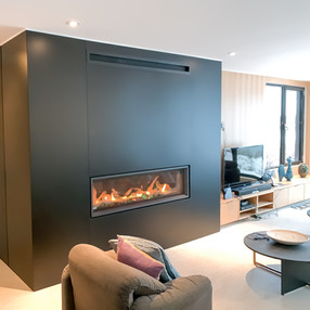 Residential Project Fireplace