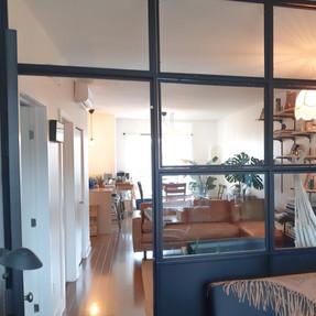 Projet résidentiel Cloison