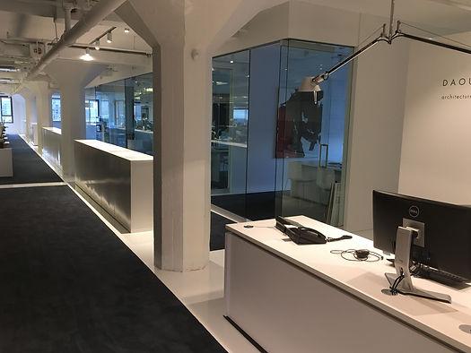 Rénovation Commerciale Daoust Lestage | Commercial renovation Daoust Lestage