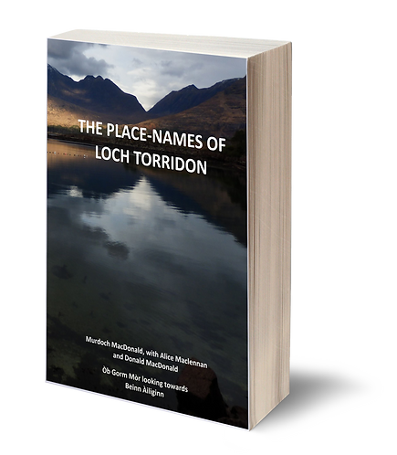 The Place-Names of Loch Torridon