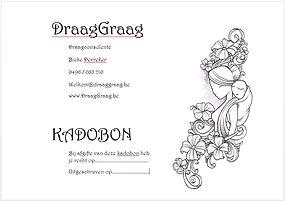 Kadobon - DraagGraag