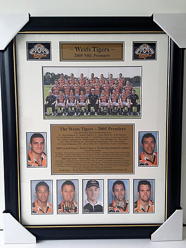 Wests Tigers 2005 ~ RL-24