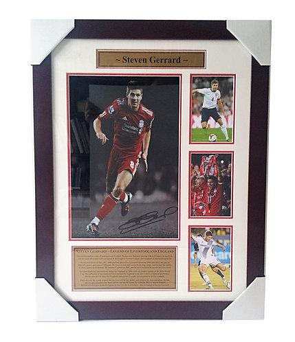 Steven Gerrard  ~  SO-08