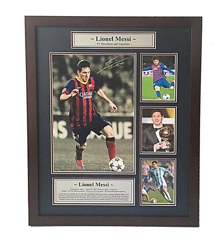 Lionel Messi ~ SO-01