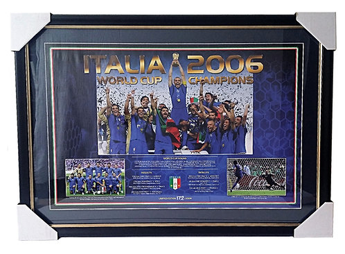 Italy 2006 World Cup ~ SO-13