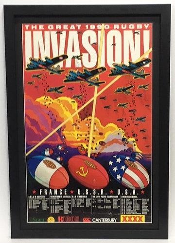 1990 Ruby Invasion RU38