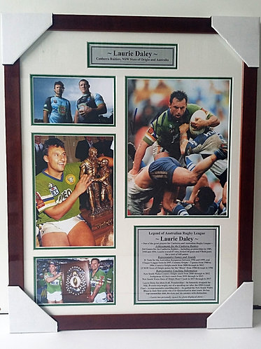 Laurie Daley ~ RL-22