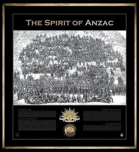 The Spirit of ANZAC XX12