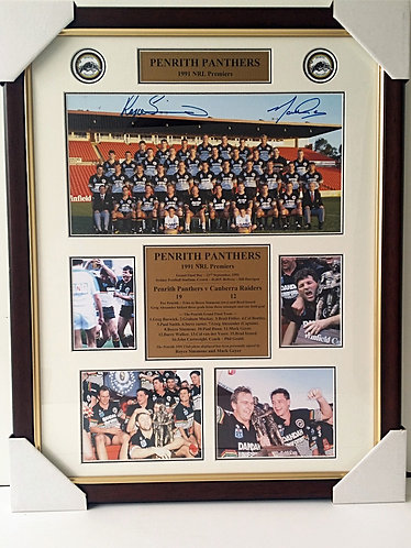 Penrith Panthers 1991 ~ RL-19