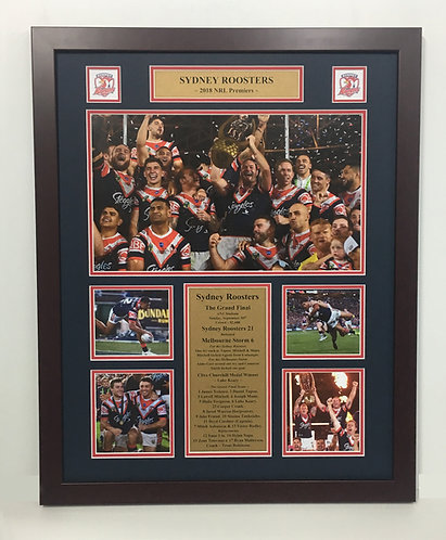 2018 Sydney Roosters ~ RL33