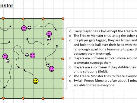 Freeze Monster