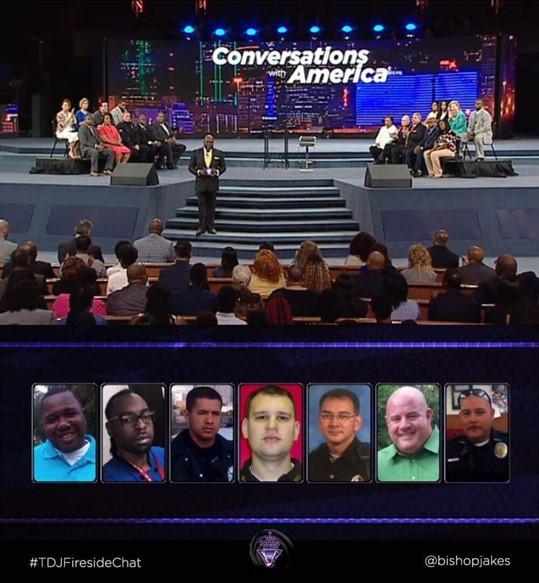 Conversations America Panelist