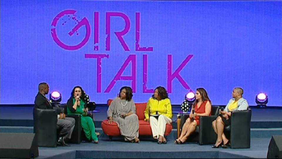 Potter's House Girl Talk Panelist