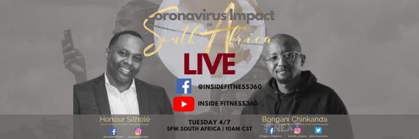 Coronavirus Impact in South Africa