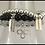 Thumbnail: Silver Namaste Bracelet