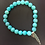 Thumbnail: Amazonite Angel Wing Bracelet