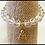Thumbnail: Clear Quartz Buddha Bracelet