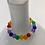 Thumbnail: Childrens Chakra Balance Rainbow Bracelet