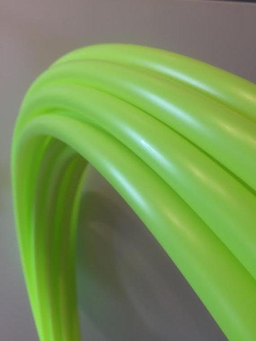 """UV Lime polypro 5/8"""""""