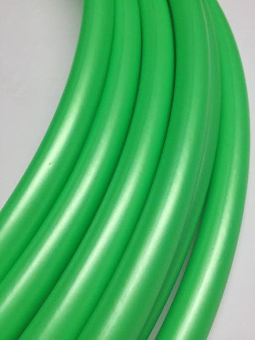 "Metallic Green hdpe 3/4"""