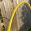 "Thumbnail: Ready to Ship: 5/8"" 27.5"" OD dandelion yellow polypro"