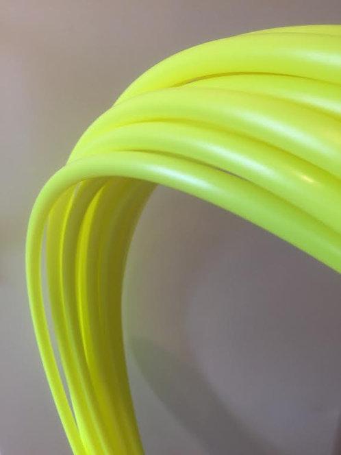 """11/16"""" Uv Yellow Polypro"""