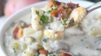 Tradition New England Clam Chowder