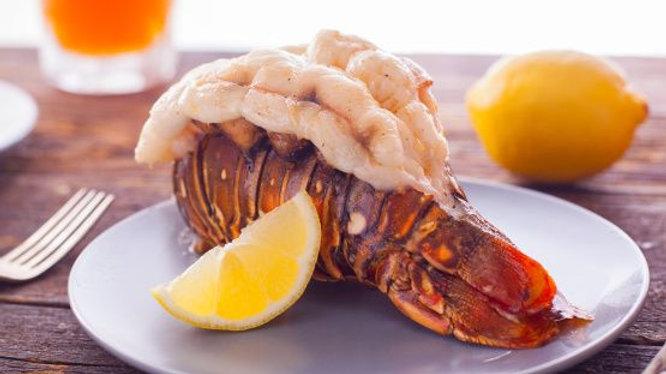 Single 6oz  Butterflied Lobster Tail
