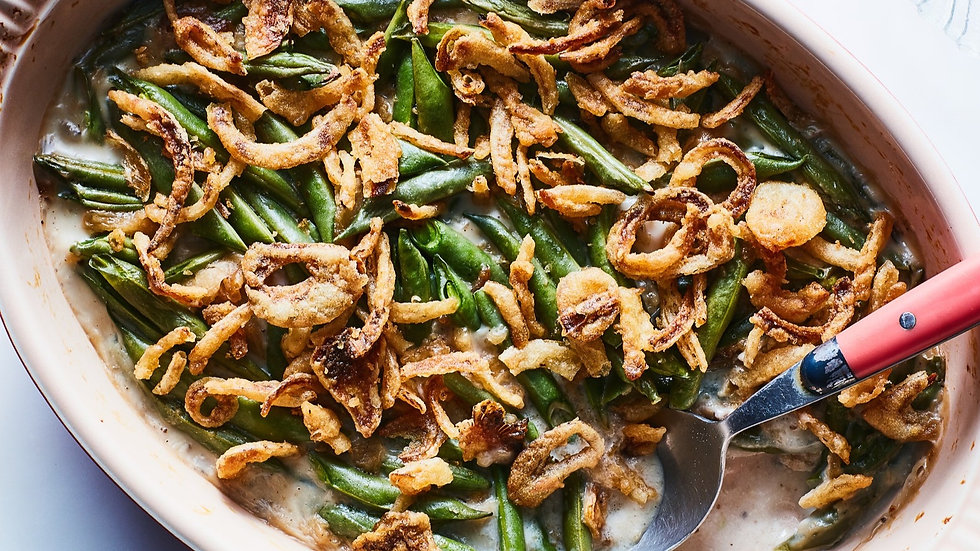 French Green Bean Casserole