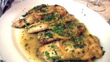 Lemon Chicken Florentine
