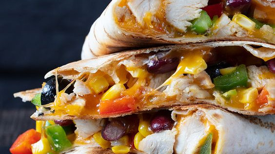 Quesadillas - Choice of Chicken, Beef, Shrimp or Veggie