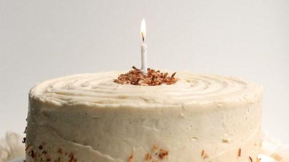 WHOLE Carrot Cake
