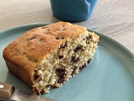 Gâteau au chocolat noir et à la noix de coco (Yuka)