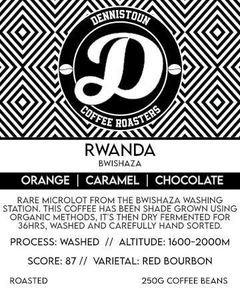 Rwanda / Bwishaza