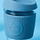 Thumbnail: Glass Coffee Cup 12oz