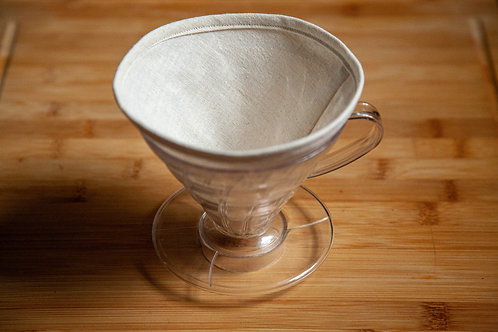 Cloth Coffee Filter - V60 S02