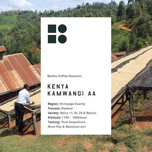 Kenya Kamwangi AA