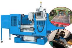 合駿精機. 客製化高效能「溝槽銑削專用加工機」